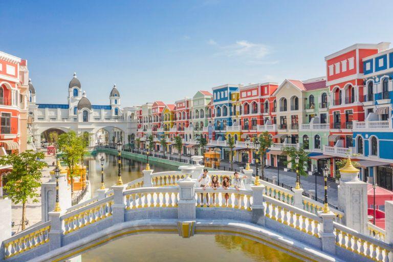 Resort Vinpearl Phú Quốc   Du Ngoạn Lâu Đài Châu Âu Tại Đảo Ngọc