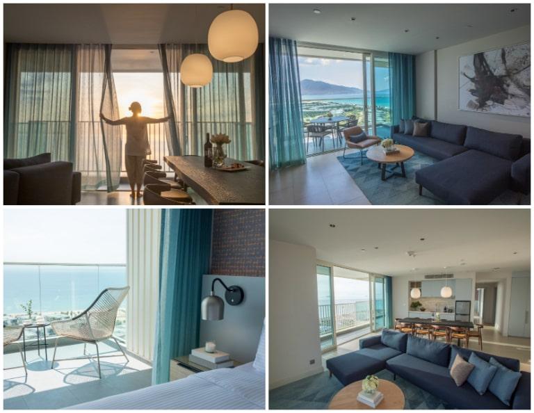 Phòng Pavilion 3 phòng ngủ tại Alma Resort