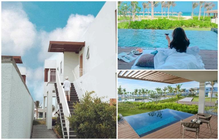 Phòng Pavilion tại resort Alma Cam Ranh