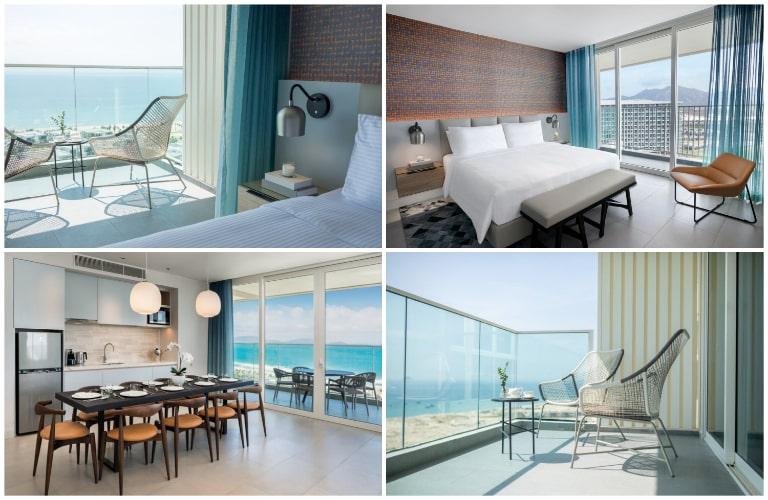 Phòng Suite 3 giường ngủ tiện nghi tại Alma