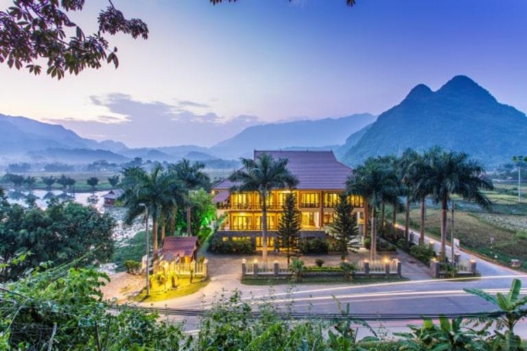 resort Mai Châu Hòa Bình