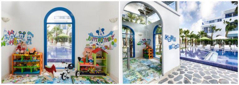Kids Club - Khu vui chơi dành cho trẻ