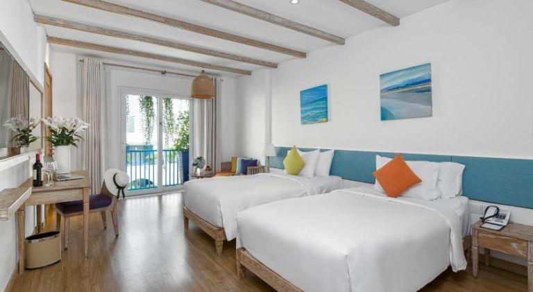 Elite Deluxe Room- Risemount Resort