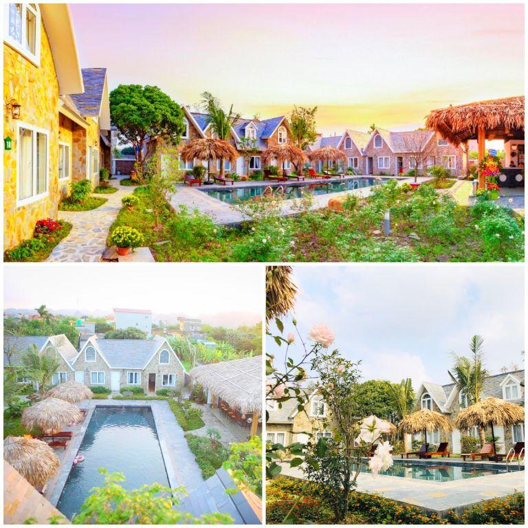 Giới thiệu Sona resort Ninh Bình