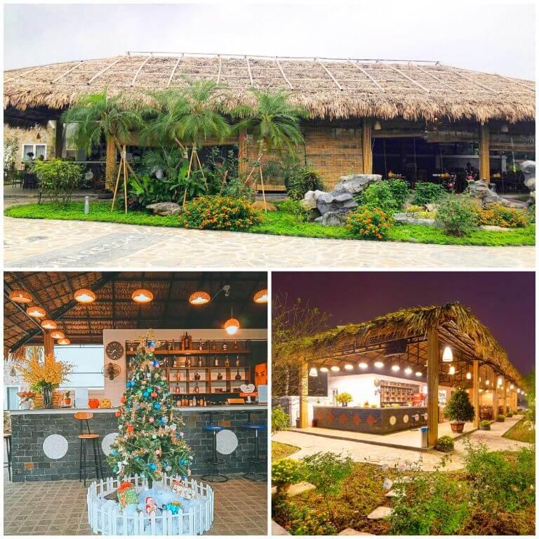 Ẩm thực đặc sắc của Sona resort Ninh Bình