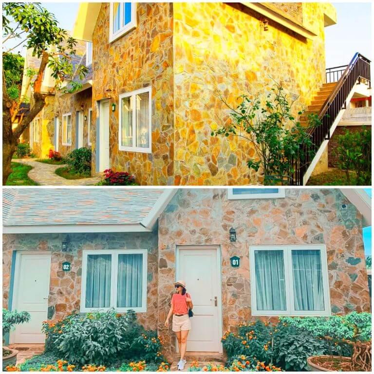 Chi tiết các hạng phòng tại Sona resort Ninh Bình