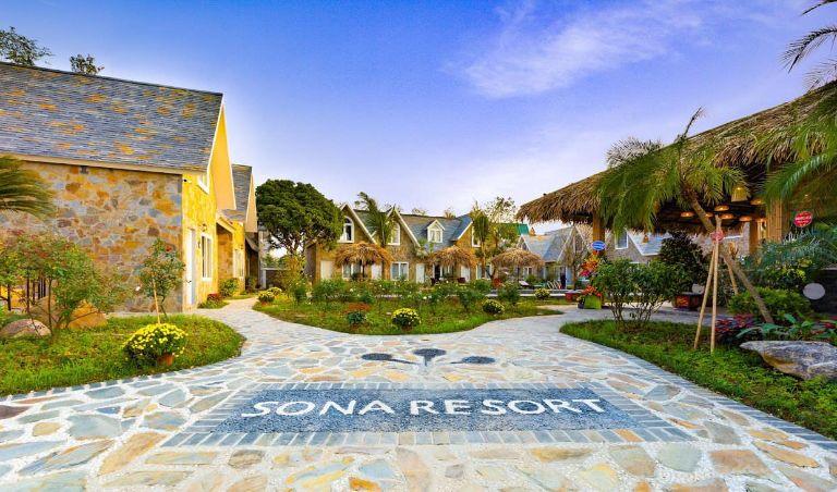Sona Resort Ninh Bình | Thiên Đường Nghỉ Dưỡng Đẹp Mê Hồn