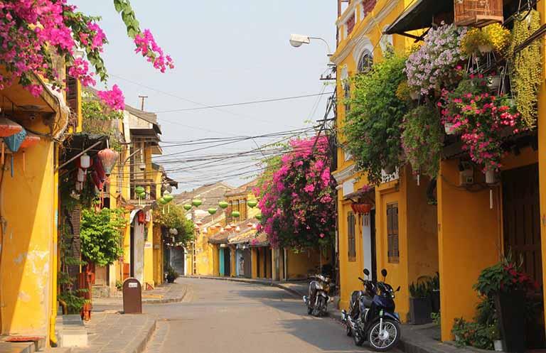 tour du lịch Đà Nẵng - Hội An