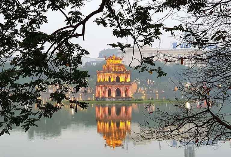 tour du lịch Hà Nội