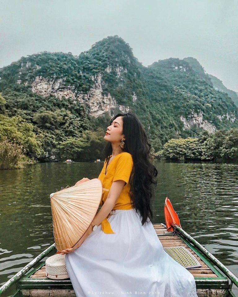 Ninh Bình là điểm đến hấp dẫn và thu hút đông đảo du khách checkin