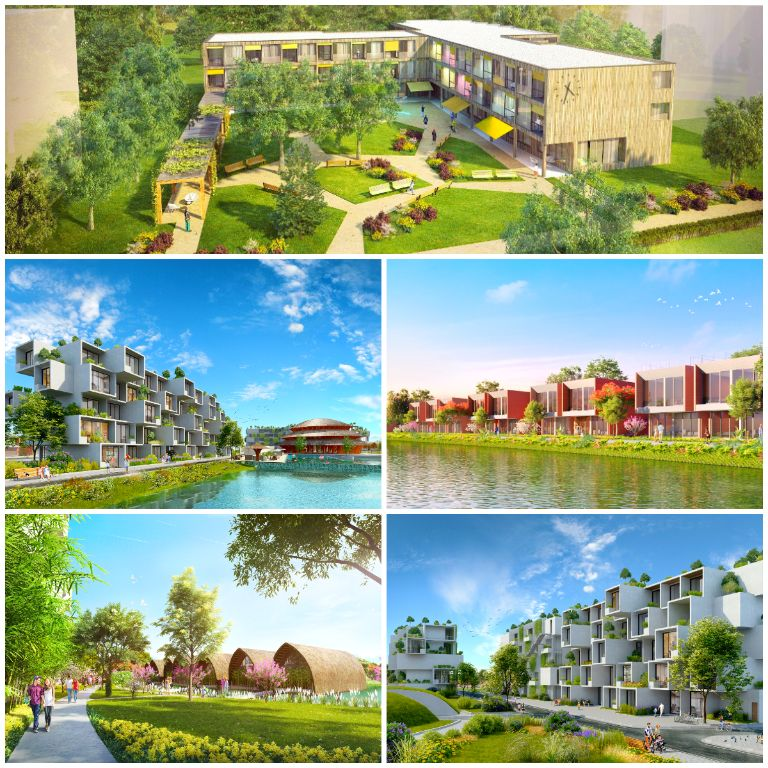 Chi tiết hạng phọng tại Vedana Resort Ninh Bình