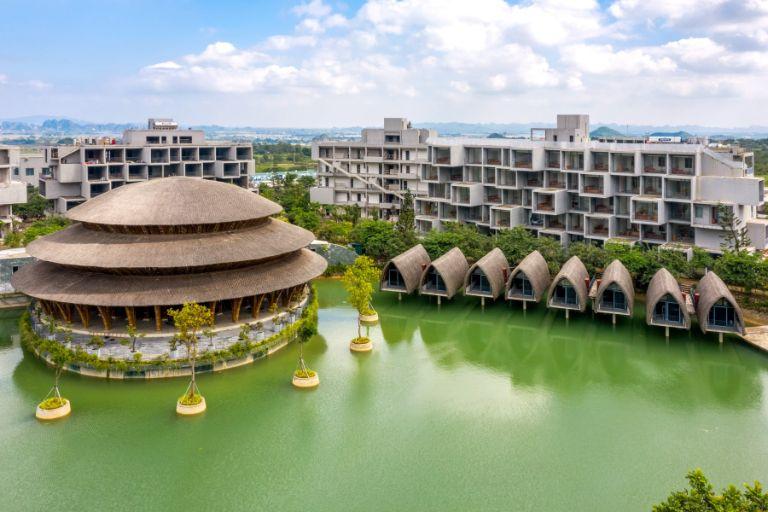 Vedana Resort Ninh Bình   Lạc Lối Tại Thiên Đường Sinh Thái