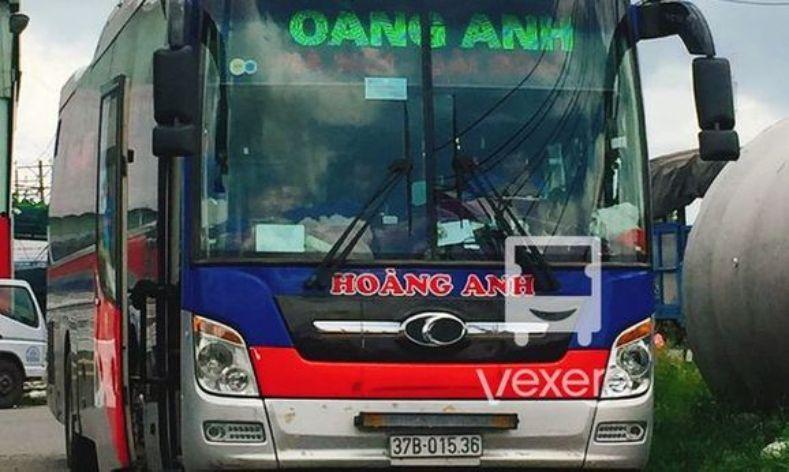 xe khách Mạnh Đình Sài Gòn Quy Nhơn