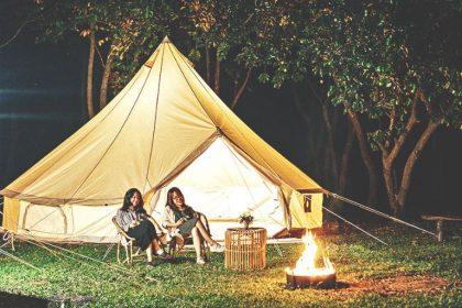 TOP X địa điểm cắm trại Đà Nẵng