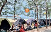 Địa điểm cắm trại ở Vũng Tàu