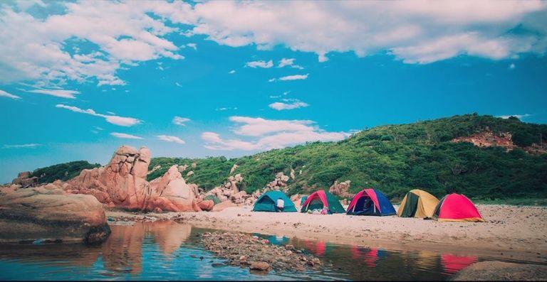16 Điểm Cắm Trại Phú Quốc View Biển Đốn Tim Triệu Dân Phượt