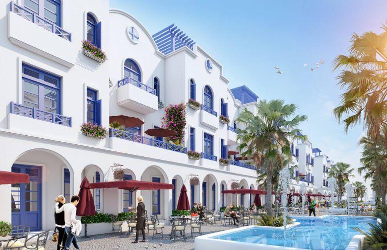Blue Village - Khách sạn FLC Quảng Bình