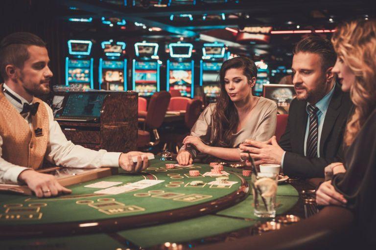 Hệ thống Casino