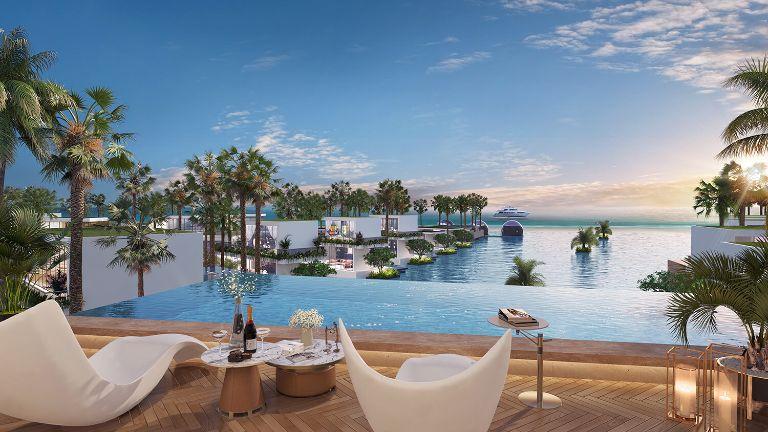 Review vị trí FLC Quảng Bình Beach & Golf resort