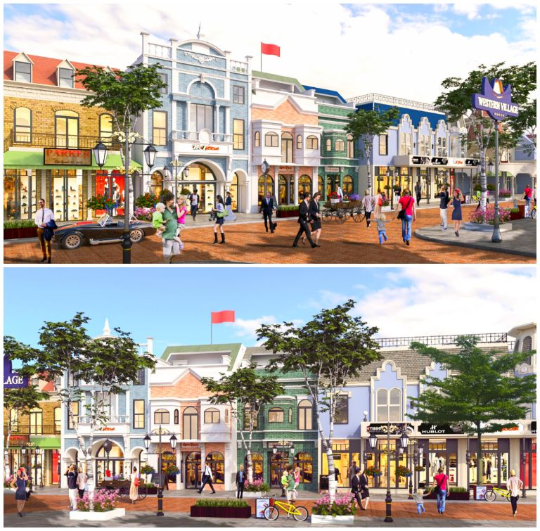 Western Village – FLC Quảng Bình resort