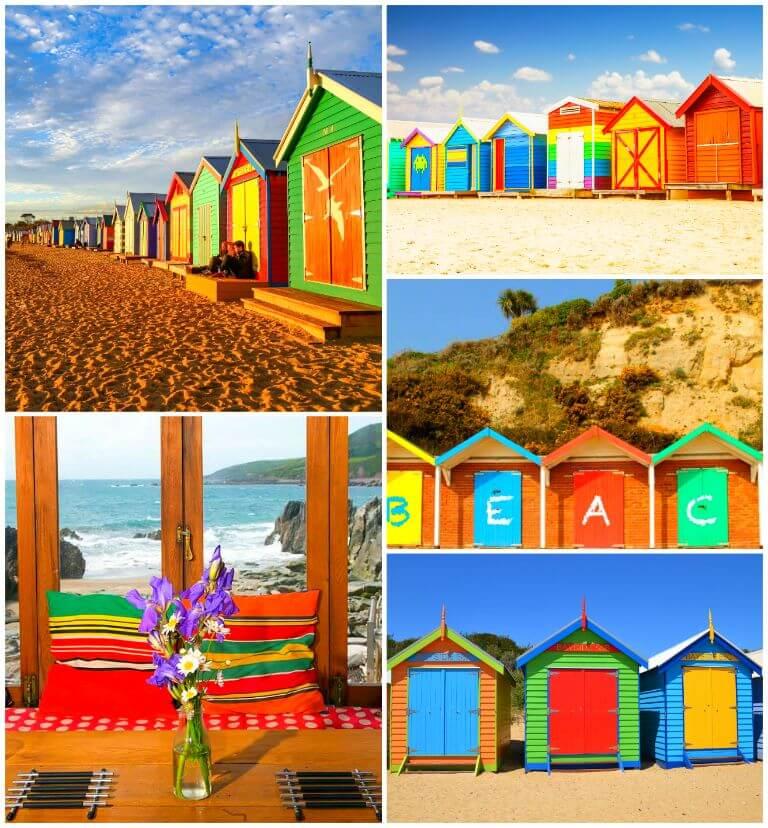 Beach Huts - Hệ thống nhà nghỉ nổi