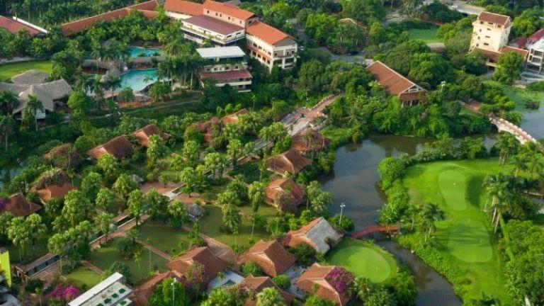 Asean Resort – Khu nghỉ dưỡng 5 sao gần Hà Nội
