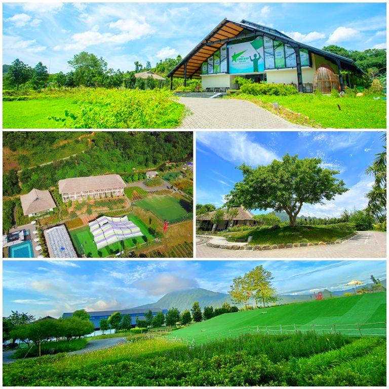 Tổng quan về An Lạc resort ở Hòa Bình