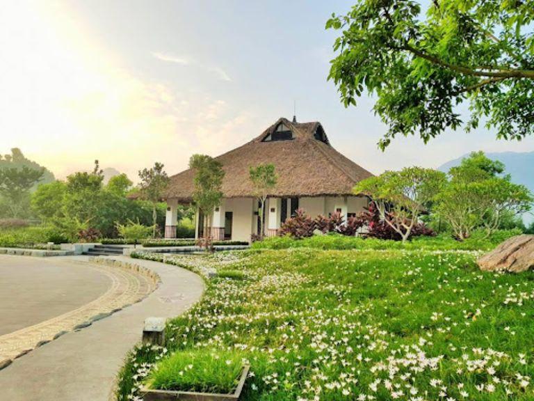 Resort An Lạc | Khu Sinh Thái Suối Khoáng Nóng Tại Hòa Bình