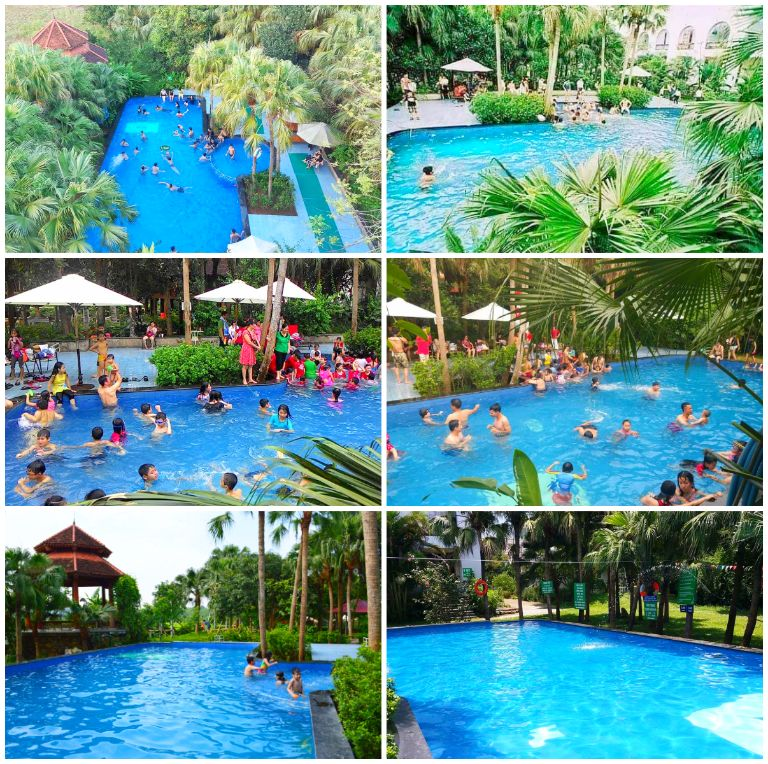 Family resort Ba Vì review
