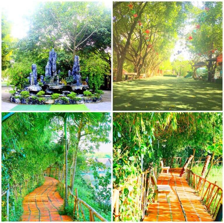 Quảng Tây - Resort quanh Ba Vì