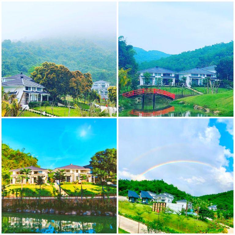 Zen resort Ba Vì Hà Nội Việt Nam