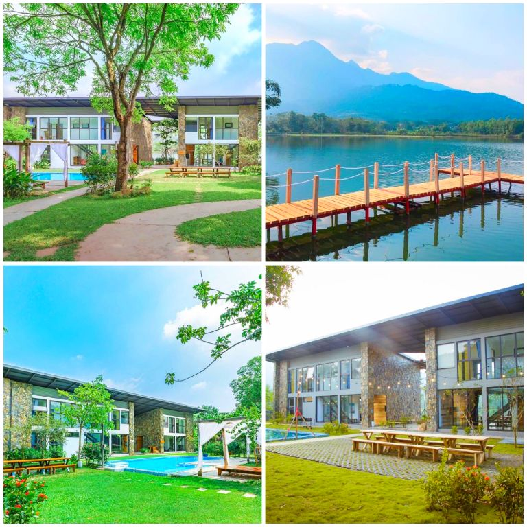 An Vui resort Ba Vì Sơn Tây