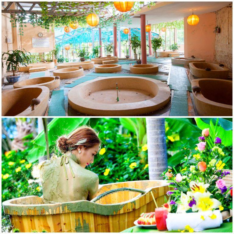 Tản Đà Spa - Resort khu vực Ba Vì