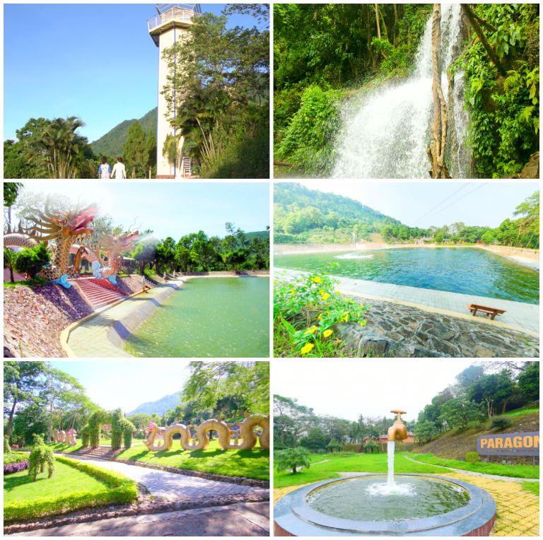 Paragon - Khu resort Ba Vì