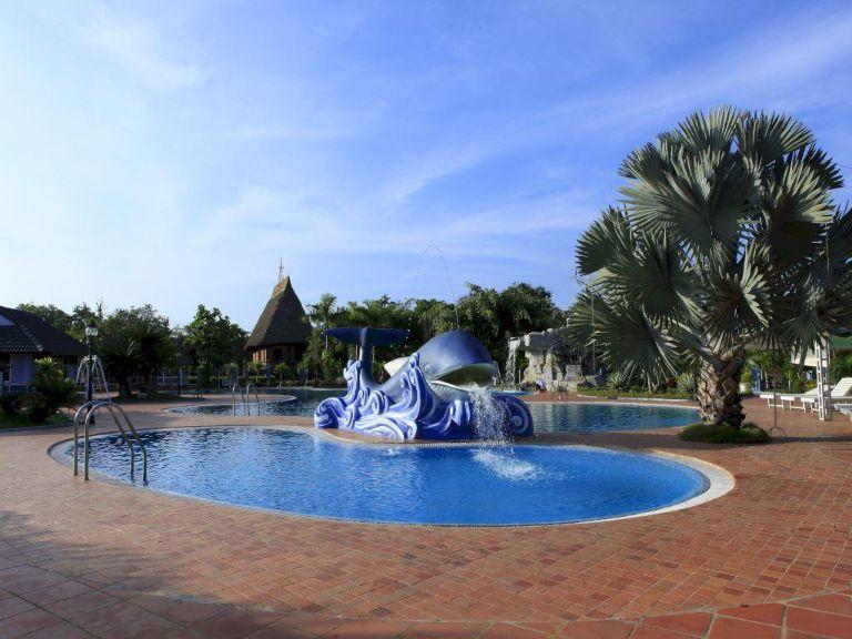 Resort Mắt Xanh