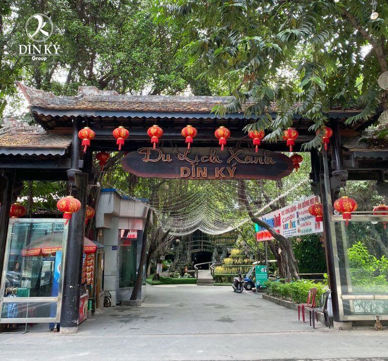 Resort Dìn Ký