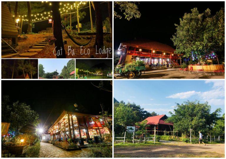 Cát Bà Eco Lodge resort