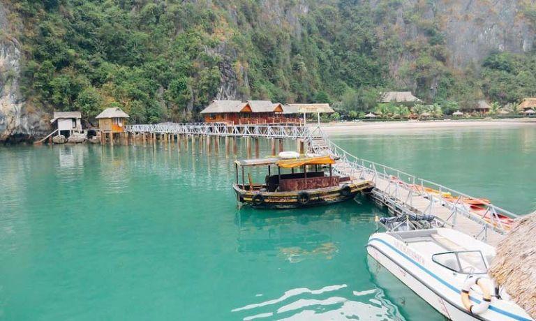 Nam Cát Island - Resort Cát Bà