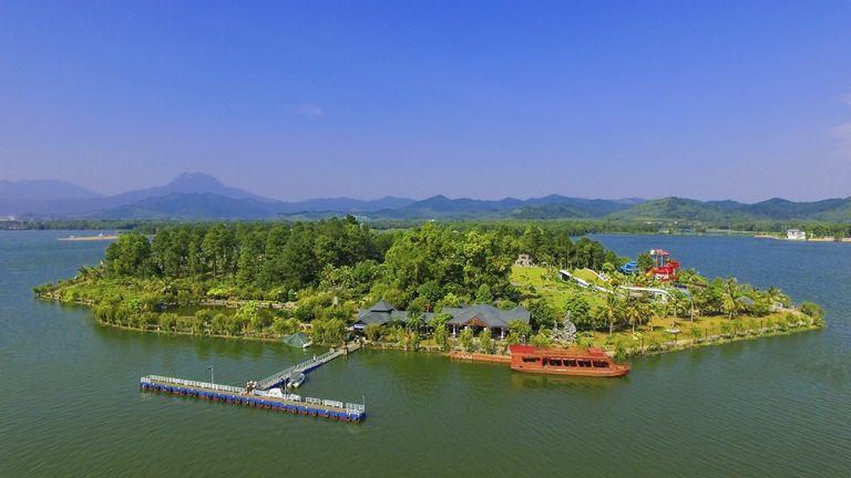 Đảo ngọc resort
