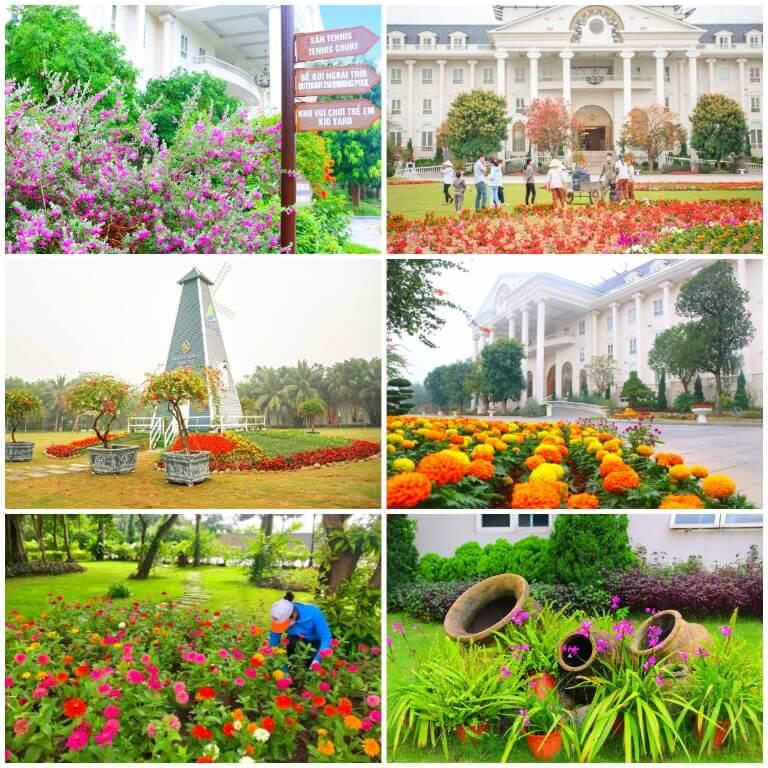 Review FLC Vĩnh Phúc resort