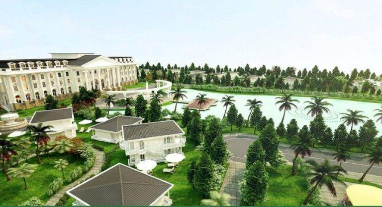 Resort FLC Vĩnh Phúc | Biệt Phủ Thượng Lưu Trên Thị Trấn Sương Mù