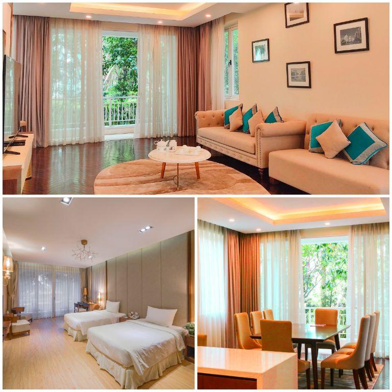 Five – Bedroom Villa