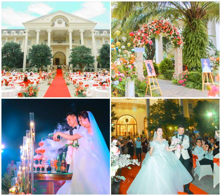 Tổ chức đám cưới tại resort FLC Vĩnh Phúc