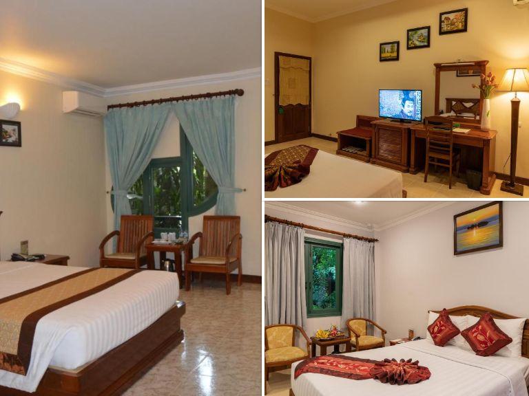 Phương Nam Resort gần Sài Gòn