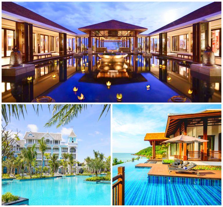 Resort khác hotel ở chỗ nào?