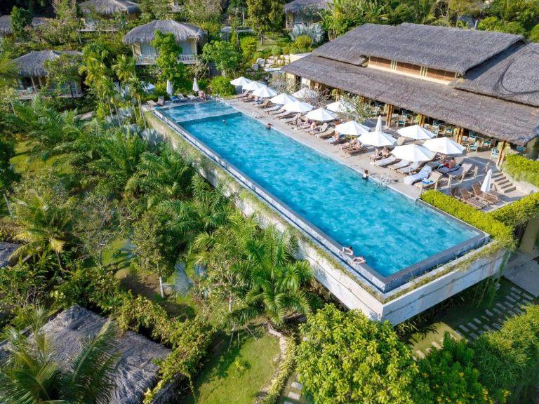 4. Khu nghỉ dưỡng tiện lợi (Property Resort)