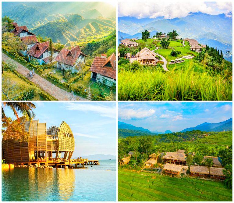 Đặc điểm resort ở Việt Nam