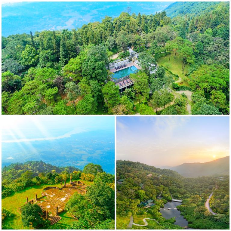 Review Melia Ba Vì Mountain Retreat