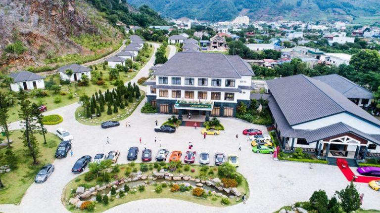 Thảo Nguyên Resort Mộc Châu review