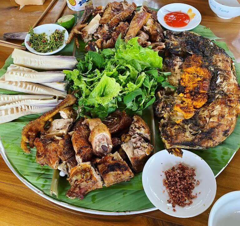 Nhà Bên Suối Mộc Châu Resort